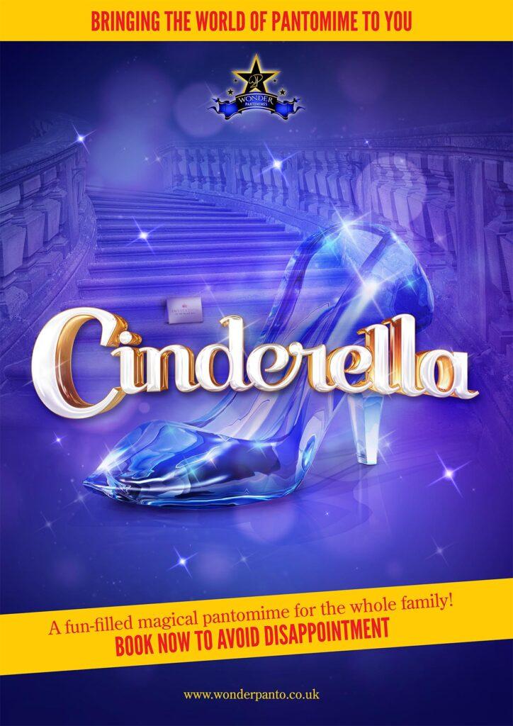TCAT Christmas Panto - Cinderella